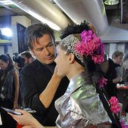 Christian Lacroix Spring 2008 Haute Couture Backstage - 001