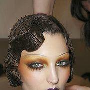 Lip, Hairstyle, Chin, Forehead, Eyebrow, Eyelash, Style, Eye shadow, Jaw, Organ,