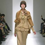 Maurizio Pecoraro Fall 2004 Ready-to-Wear Collections 0001