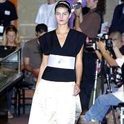 Behnaz Sarafpour Spring 2005 Ready-to-Wear Collections 0001