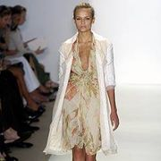 J. Mendel Spring 2005 Ready-to-Wear Collections 0001