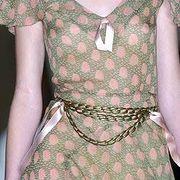 James Coviello Spring 2005 Ready-to-Wear Detail 0001