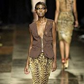 YSL Rive Gauche Spring 2002 Ready-to-Wear Collection 0001