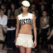 Stella McCartney Spring 2002 Ready-to-Wear Collection 0001