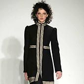 Nanette Lepore Fall 2002 Ready-to-Wear Collection 0001