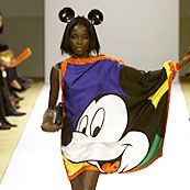 JeanCharles de Castelbajac Spring 2002 Ready-to-Wear Collection 0001