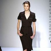 Diane von Furstenberg Fall 2005 Ready-to-Wear Collections 0001
