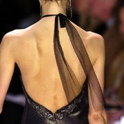 Monique Lhuillier Fall 2005 Ready-to-Wear Detail 0001