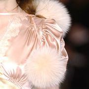 Luisa Beccaria Fall 2005 Ready-to-Wear Detail 0001