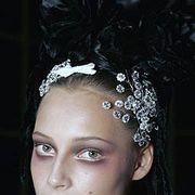 Christian Lacroix Fall 2005 Haute Couture Backstage 0001