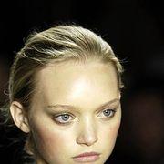 Hair, Head, Ear, Lip, Hairstyle, Skin, Chin, Forehead, Eyebrow, Eyelash,