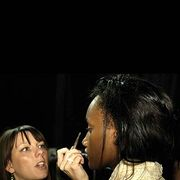 Bora Aksu Fall 2006 Ready-to-Wear Backstage 0001