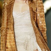 Anna Molinari Fall 2006 Ready-to-Wear Detail 0001