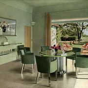 Room, Furniture, Table, Interior design, Property, Dining room, Building, House, Home, Chair,