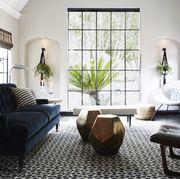 Room, Interior design, Floor, Living room, Furniture, Flooring, Home, Wall, Couch, Interior design,