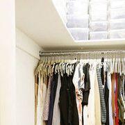Property, Room, Textile, Photograph, White, Clothes hanger, Interior design, Closet, Grey, Collection,