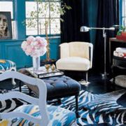 Blue, Room, Product, Interior design, Property, Furniture, Textile, Photograph, Home, Floor,