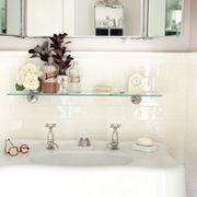 Room, Interior design, Bathroom sink, Product, Plumbing fixture, Green, Wall, Tap, Property, Photograph,
