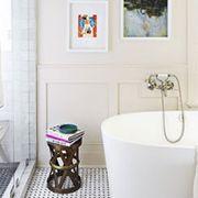 Product, Room, Interior design, Property, Wall, Photograph, Plumbing fixture, White, Interior design, Purple,