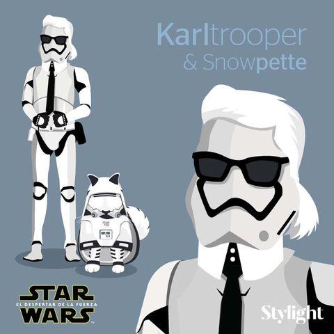 <p>Karltrooper&amp;Snowpette.</p>