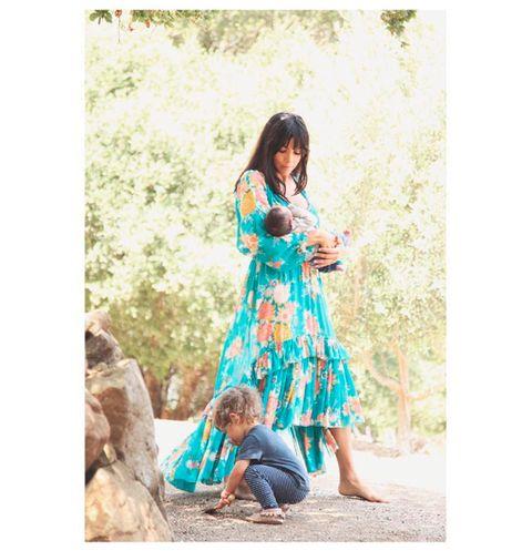 <p>Nuestra bloguera <strong>Raquel del Rosario</strong> y su marido <strong>Pedro Castro</strong> son padres de dos niños. El más pequeño se llama <strong>Mael</strong> y su hermano mayor lleva el nombre de <strong>Leo</strong>.</p>