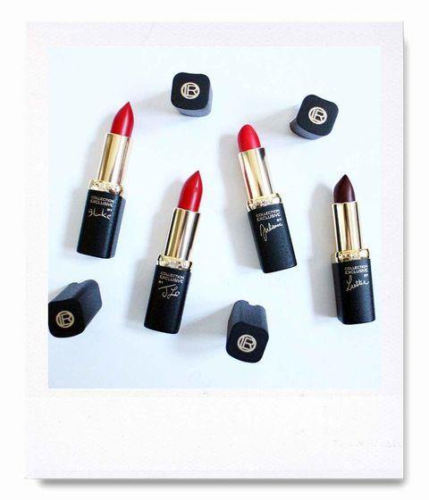 <p>Cynthia Bagué, autora del blog Somewhear, ya se ha hecho con cuatro de la colección de rojos puros de <strong>L'Oréal</strong>, ¿y tú? Síguela en <strong>@somewhear</strong>.</p>