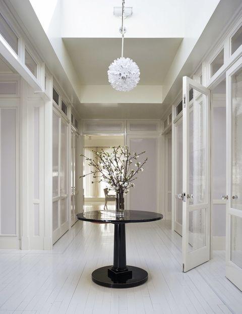 <p>La actriz cuenta en su web que el apartamento, situado en Tribeca, fue diseñado en colaboración con la firma Roman and Williams.</p>