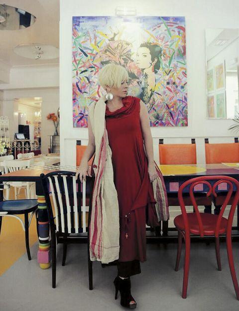 <p>Mariana Gyalui está al frente del restaurante y nos habla de su renovación.</p>