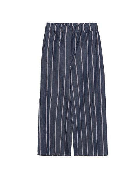 <p>Culottes de rayas de Zara (39,95 €).</p>