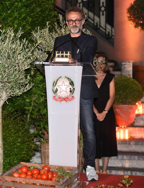 <p><strong>Massimo Bottura</strong>, ganador del premio <strong>Chef Internacional.</strong></p>