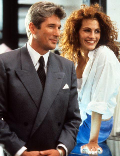 <p>En 1990 Julia protagonizó uno de sus papeles más famosos y recordados. En 'Pretty Woman' era Vivian, una prostituta de la que se enamoró Richard Gere y practicamente todo el mundo. Da igual las veces que veas esta película, nunca te cansas.&nbsp;</p>