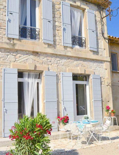 Casa rural en Francia