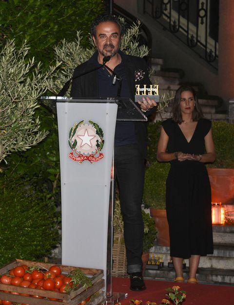 <p><strong>Lorenzo Castillo</strong>, ganador del premio <strong>Creador de Espacios.</strong></p>