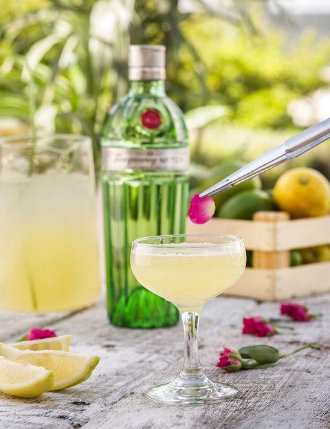 <p>Giacomo Gianotti, el mejor bartender de España World Class 2014, de Paradiso, en Barcelona, nos ofrece el <strong>Frangance Martini</strong>. Se trata de una opción ideal para disfrutar los días más calurosos que alcanza su mejor sabor con ginebra <strong>Tanqueray</strong>.</p><p><strong>Ingredientes:</strong></p><p>- 5 cl de gin Tanqueray Nº Ten.</p><p>- 2,5 cl de zumo de bergamota.</p><p>- 1,5 cl de Grand Marnier jaune.</p><p>- 0,5 cl azúcar de vainilla.</p><p>- 2 gotas de bíter de naranja.</p><p>- Hielo.</p><p><strong>Elaboración:</strong></p><p>Mezcla todos los ingredientes en una coctelera con hielo y agítala hasta que quede bien mezclado y frío. Coge un vaso de tipo coupette y echa el contenido colando los hielos. Coge pétalos de rosa, perlas de azúcar y spray de esencia de bergamota para decorar la copa.</p>