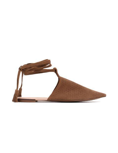 <p>Babuchas de Zara (19,99 €).</p>