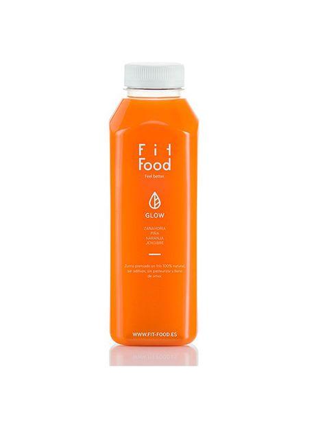"""<p>Este zumo de <a href=""""http://fit-food.es/"""" target=""""_blank"""">Fit Food</a> a base de piña, naranja, zanahoria y jengibre es perfecto para él, ya que, entre sus muchas propiedades, <strong>el jengibre&nbsp;aumenta la circulación sanguínea, lo que le ayudará a tener mejores erecciones</strong>. Pero también será beneficioso para ti. Y este, como dicen desde Fit Food, """"es <strong>muy buena explicación al secreto de que el jengibre sea afrodisíaco</strong>, ya que gran parte de la excitación sexual se basa en la cantidad de flujo sanguíneo que circula a nivel de la baja pelvis"""".</p>"""