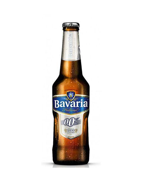 Está hecha en Holanda, pero es una cerveza tipo 'wit' (belga). Y las de trigo, al ser más dulces que las 'lager' comerciales, logran convertirse en cervezas sin alcohol más similares a las que sí tienen. Esta cerveza tiene color arena, o limón claro, es turbia al no estar filtrada y densa, con poca espuma. En cuanto al olor recuerda a plátano y especias.