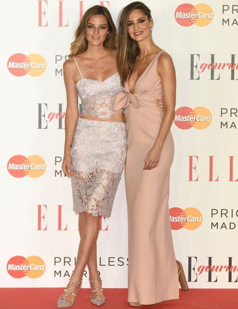 <p>Las hermanas Artiles no se han perdido la deliciosa noche de los <strong>ELLE Gourmet Awards.</strong> &nbsp;</p><p>&nbsp;</p>