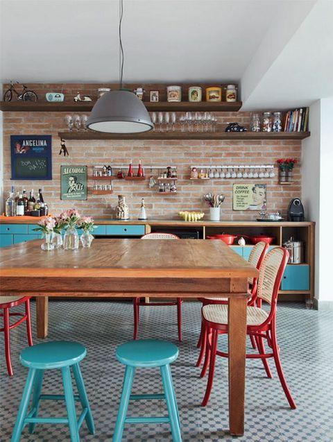 Quiero Una Cocina Vintage - Cocinas-vintages