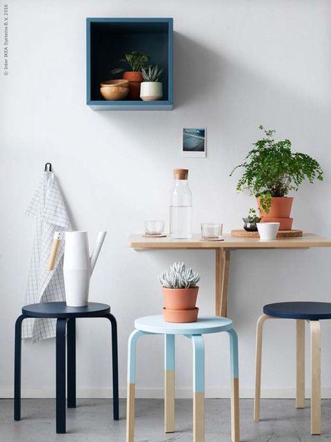 Banqueta Zapatero Ikea.Un Taburete Mas De 30 Ideas