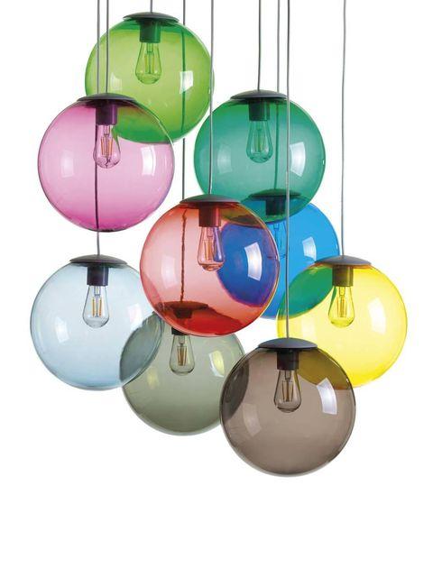 <p>Son las esferas de la lámpara de suspensión <i>Spheremaker</i>, 600 €, de Fatboy.&nbsp&#x3B;</p>