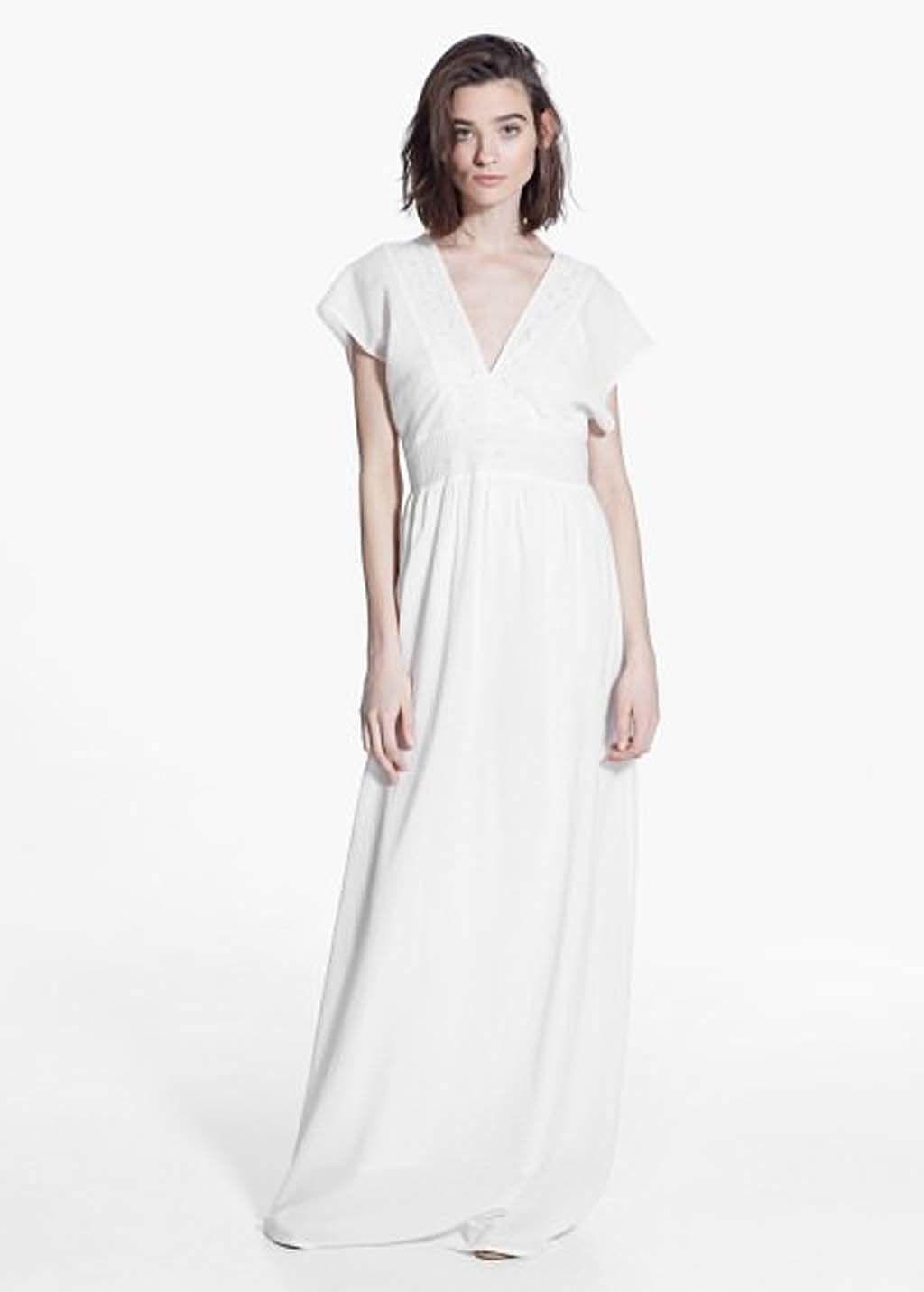 Vestidos de novia de corte medieval