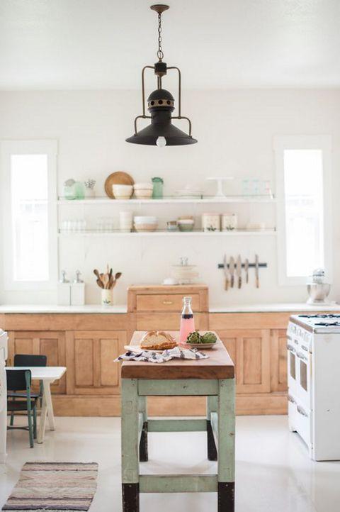 Quiero una cocina vintage!