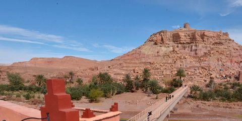 Casa en Marruecos localización de Juego de Tronos