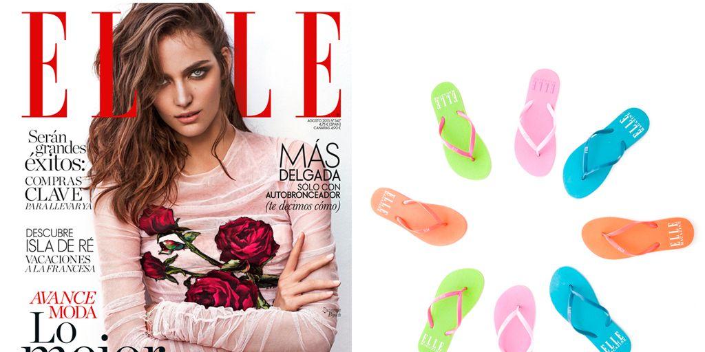 Elle Agosto Las Sandalias Con Del Verano 45ARLq3j
