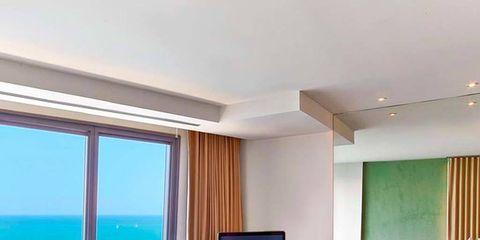 Hotel W Barcelona: Habitación con vistas