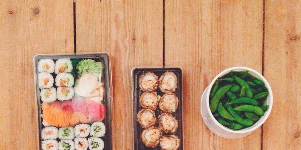 ¿Sushi adicta?