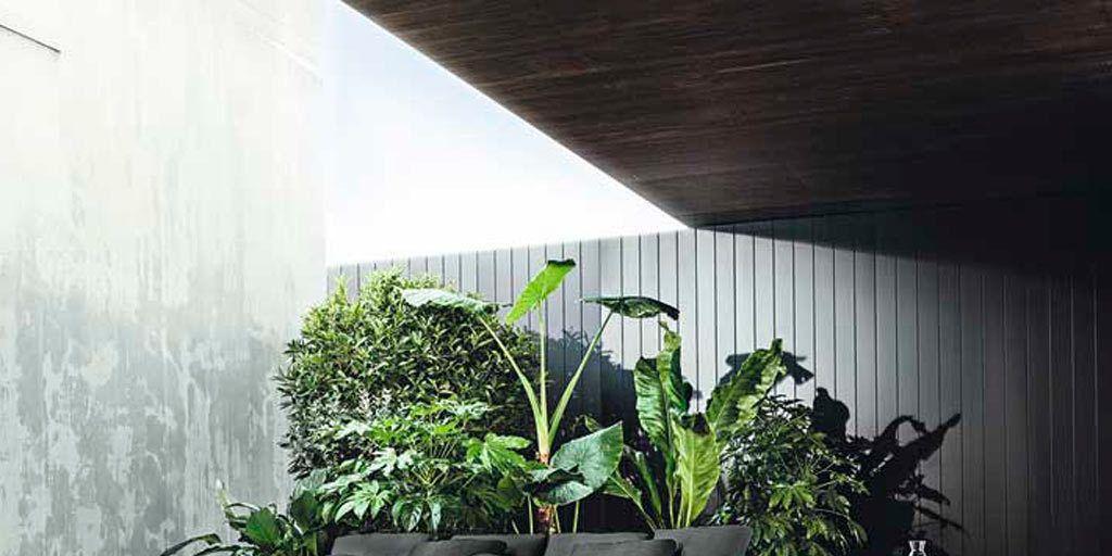 Muebles de exterior: fresh in the city