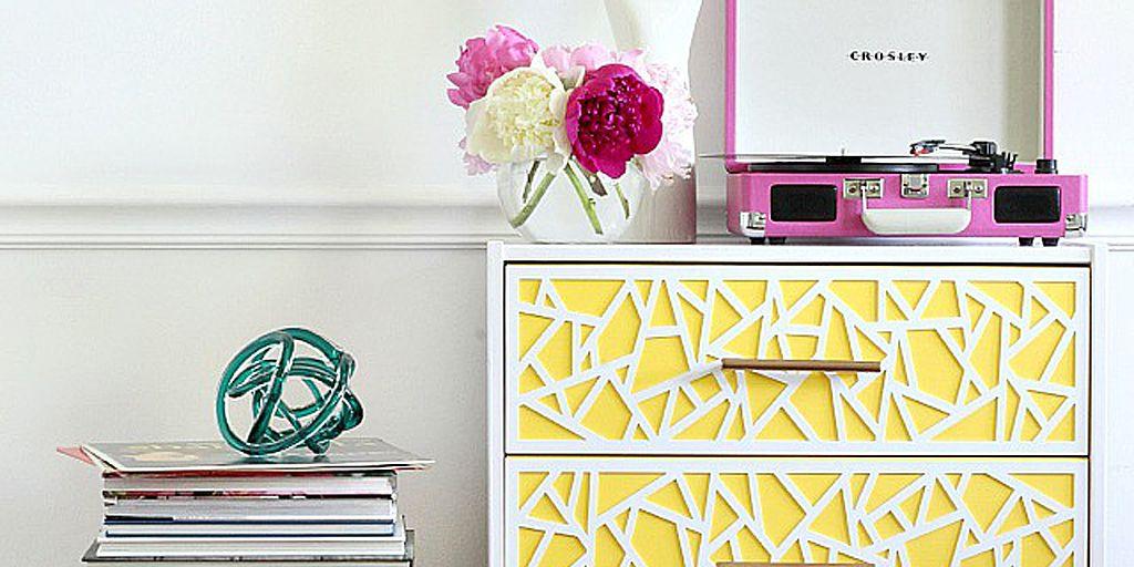 35 formas de 'tunear' la cómoda Rast de Ikea