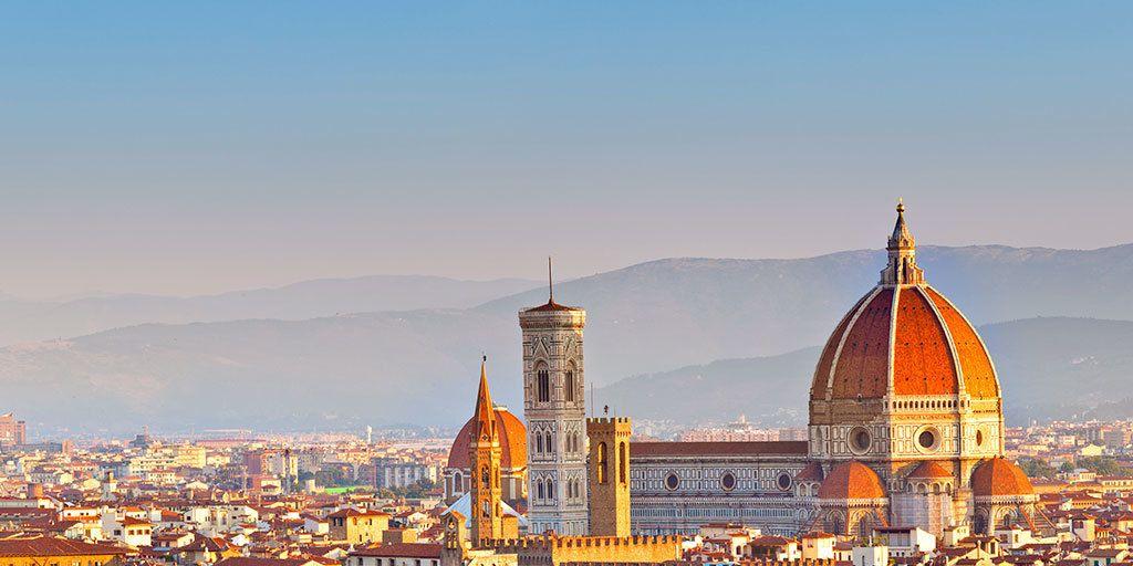 Cinco razones para viajar a Florencia